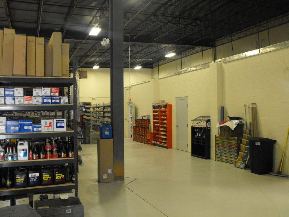 carquest machine shop